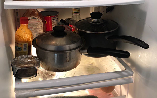 30 Photos That Prove Some People Are Living With A 'Monster'