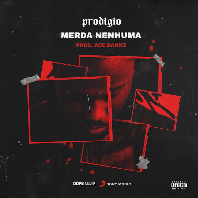Prodigio - Merda Nenhuma (Rap) [Download] baixar nova musica descarregar agora 2019