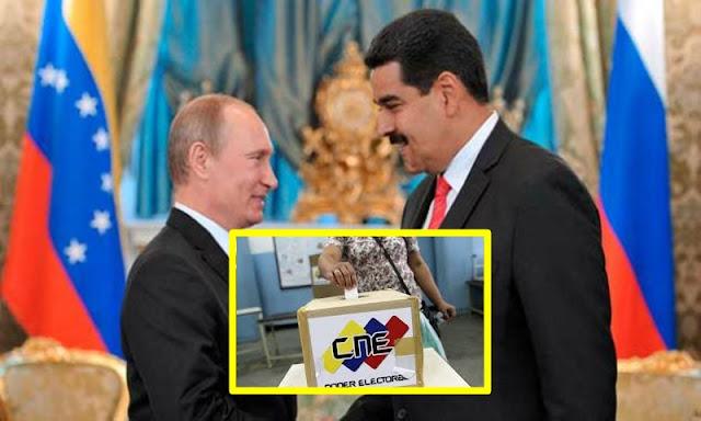 Rusia llama a respetar elecciones de Venezuela y no abonar a la división
