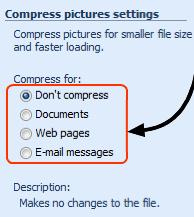 Cara Kompres Gambar dengan Office Picture