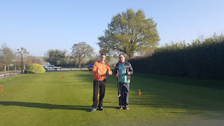 Clays Golf Centre gets the double thumbs-up from us