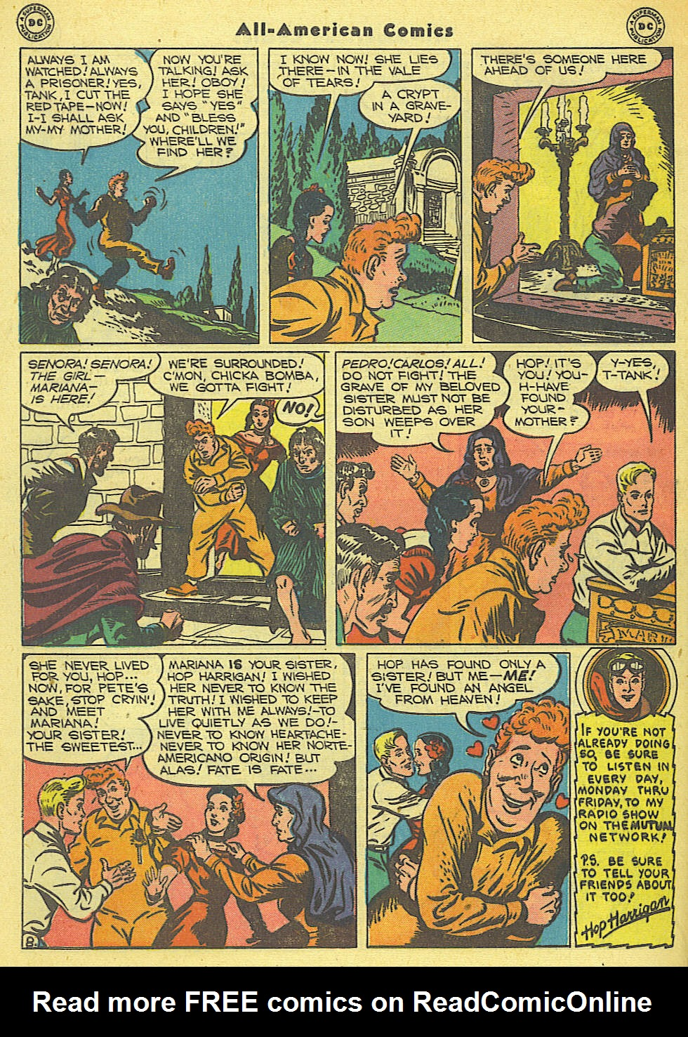 Read online All-American Comics (1939) comic -  Issue #83 - 48