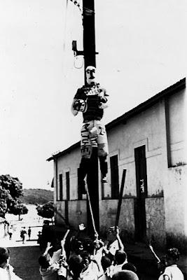 Foto Guilherme Santos Neves, anos 1940.