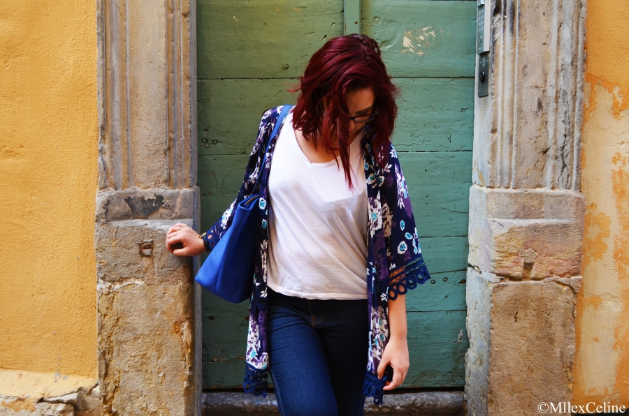 Look en Kimono Zaful Blog Mode Beaute Lifestyle