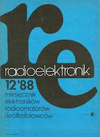 Okładka Radioelektronik 12'88