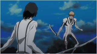 อิจิโกะ vs ซึคิชิมะ