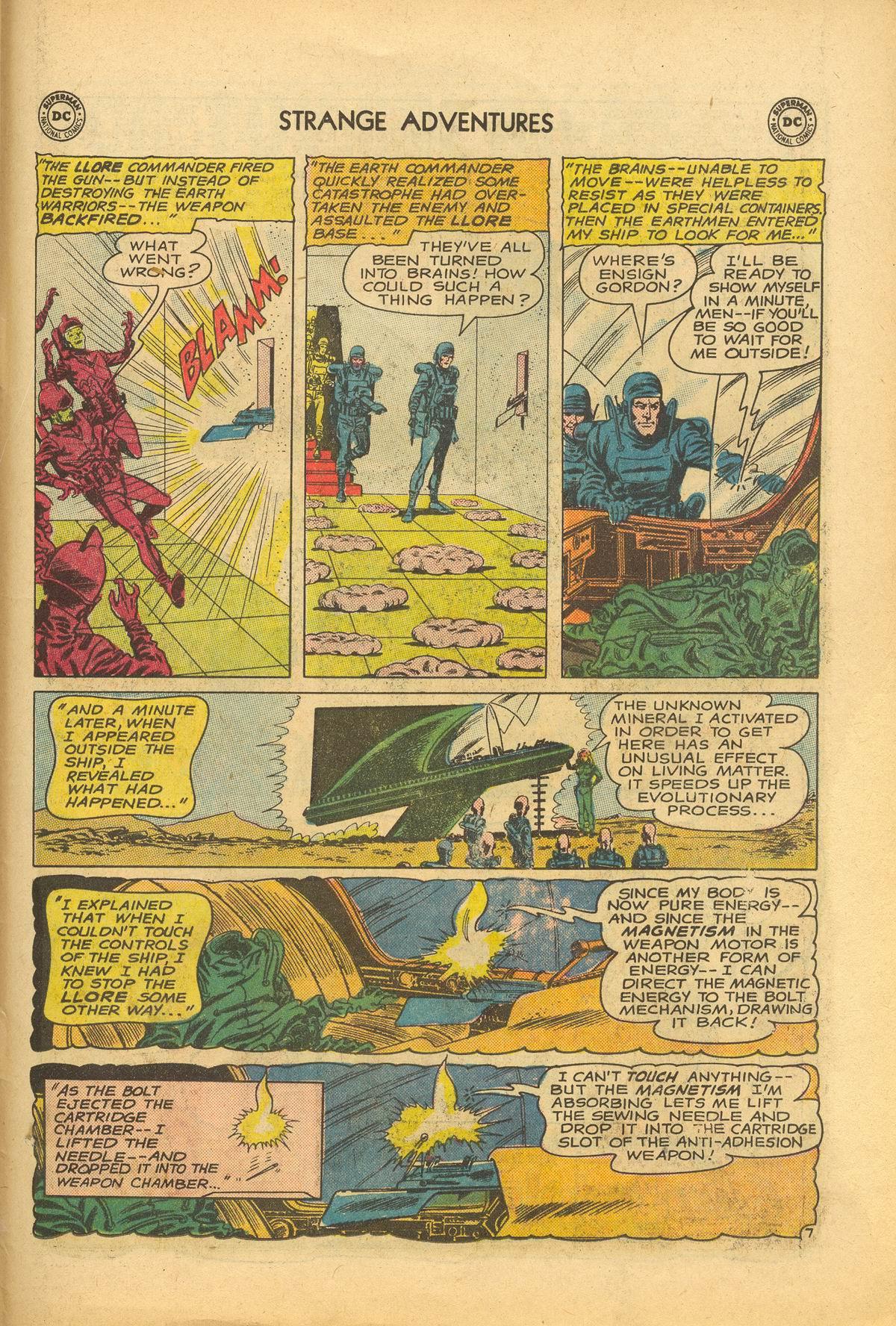 Strange Adventures (1950) issue 148 - Page 31