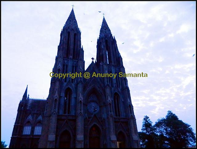 Trip to Mysore - the Palace City