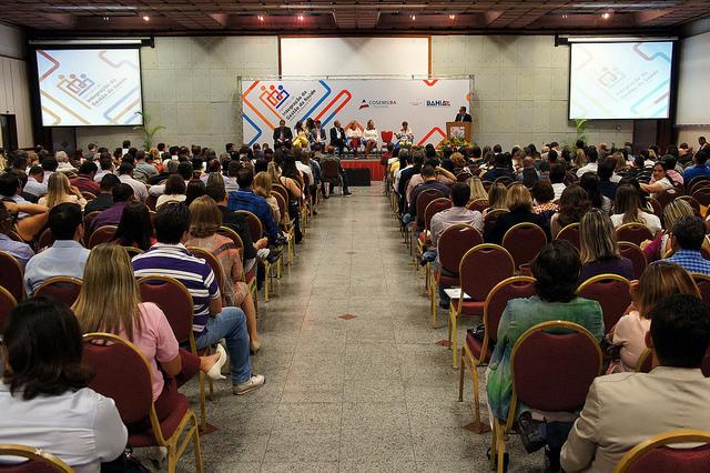 Bahia:Secretaria da Saúde do Estado reúne 364 municípios para debater desafios e avanços do setor