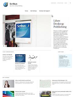 Scribus, programa open source de edición y publicación