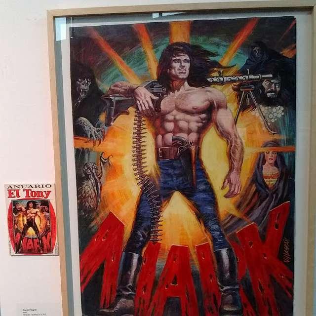 Una vuelta por la convención de internacional de comics Crack Bang Boom 2016