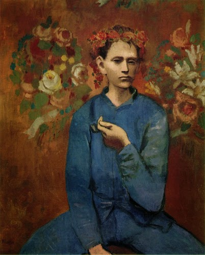 Menino com Cachimbo - Picasso e suas pinturas ~ O maior expoente da Arte Moderna