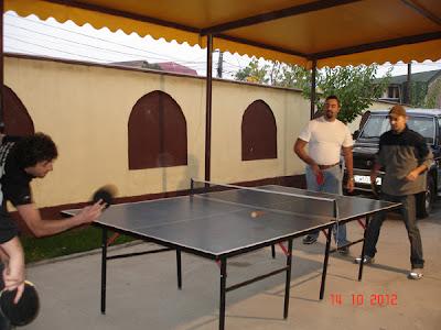 ping-pong la dublu