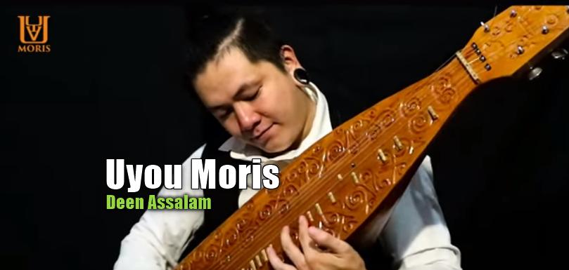 Uyau Moris, Lagu Religi, Musik Instrumenst, 2018,Download Mp3 Deen Assalam (Agama Perdamaian) I Sape' Cover Uyau Moris Terbaru 2018