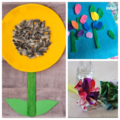 Flower Art Projects