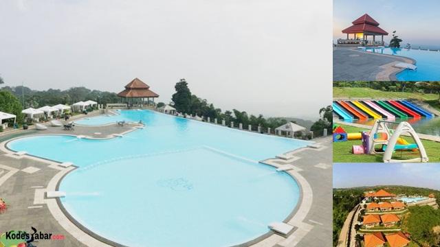 Sky Pool Giri Tirta Kahuripan Purwakarta