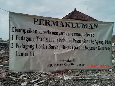 Pasar Loak Denpasar 3