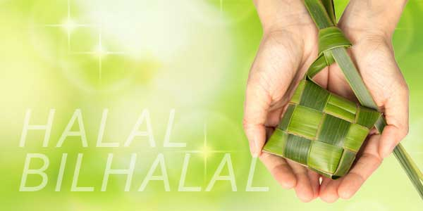 Contoh Ikrar Halal Bihalal Di Hari Raya Idul Fitri Portalguru Online