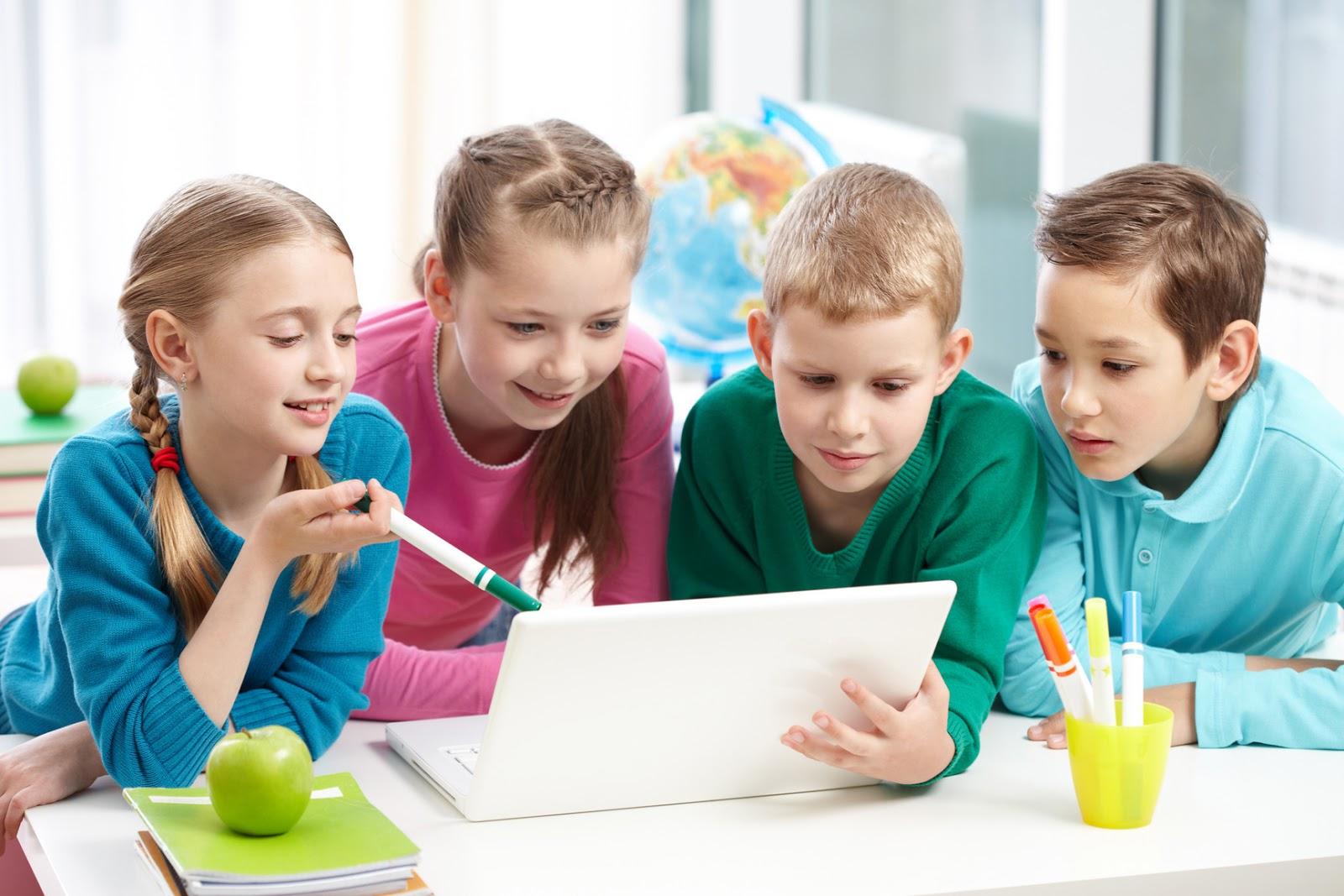 آموزش کامپیوتر برای کودکان