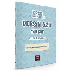 Fem Akademi KPSS Dersin Özü Türkçe Sözel Mantık Pratik Not Defteri (Tüm Adaylar)