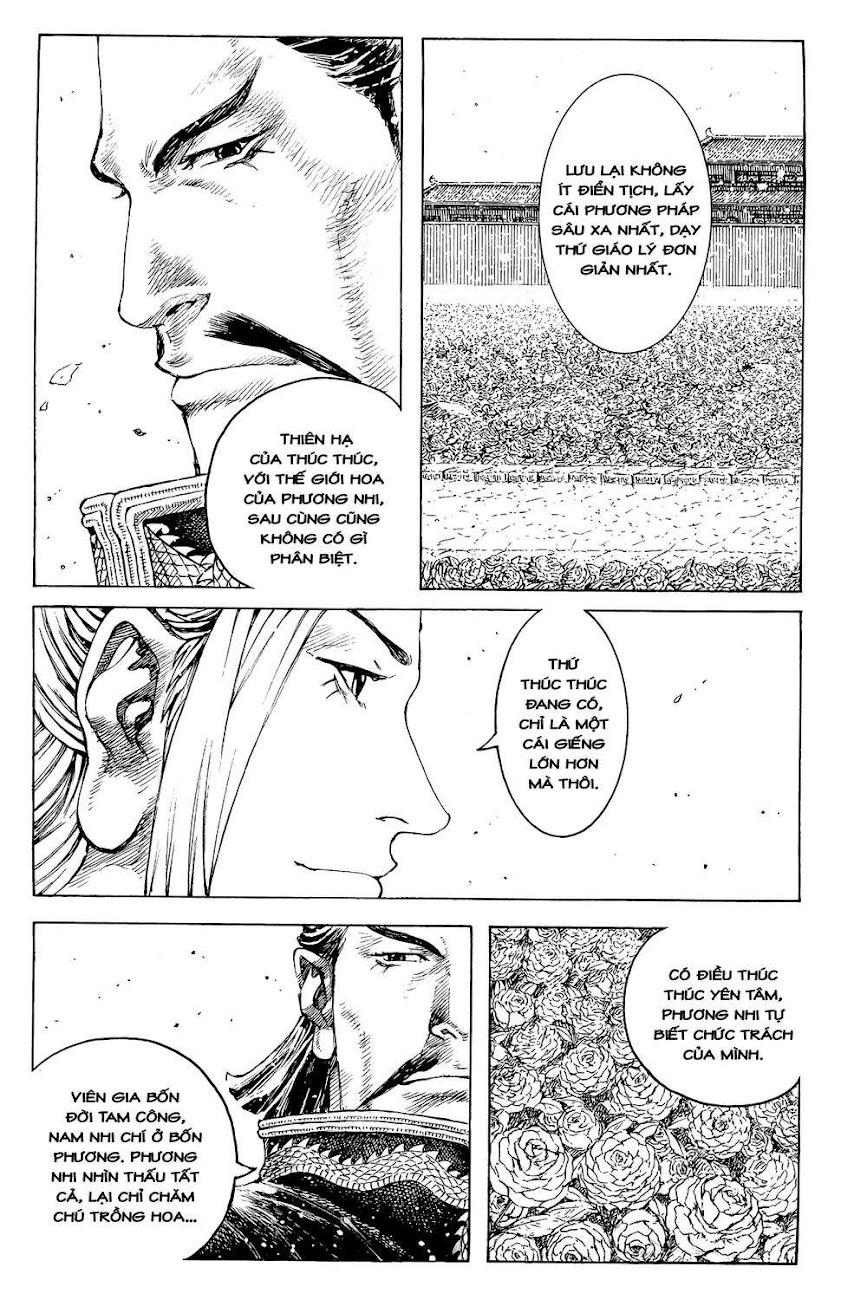 Hỏa phụng liêu nguyên Chương 351: Ma vương hoàn mộng [Remake] trang 11
