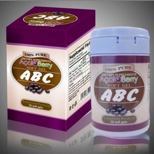 Pelangsing Badan ABC Acai Berry