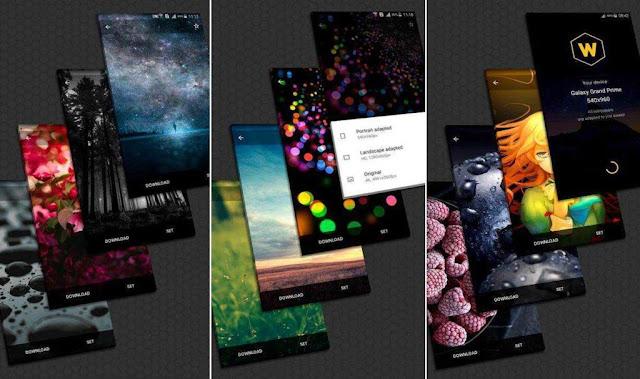 Cara Mengubah Wallpaper Android Secara Otomatis