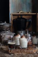 Mousse rápida de café