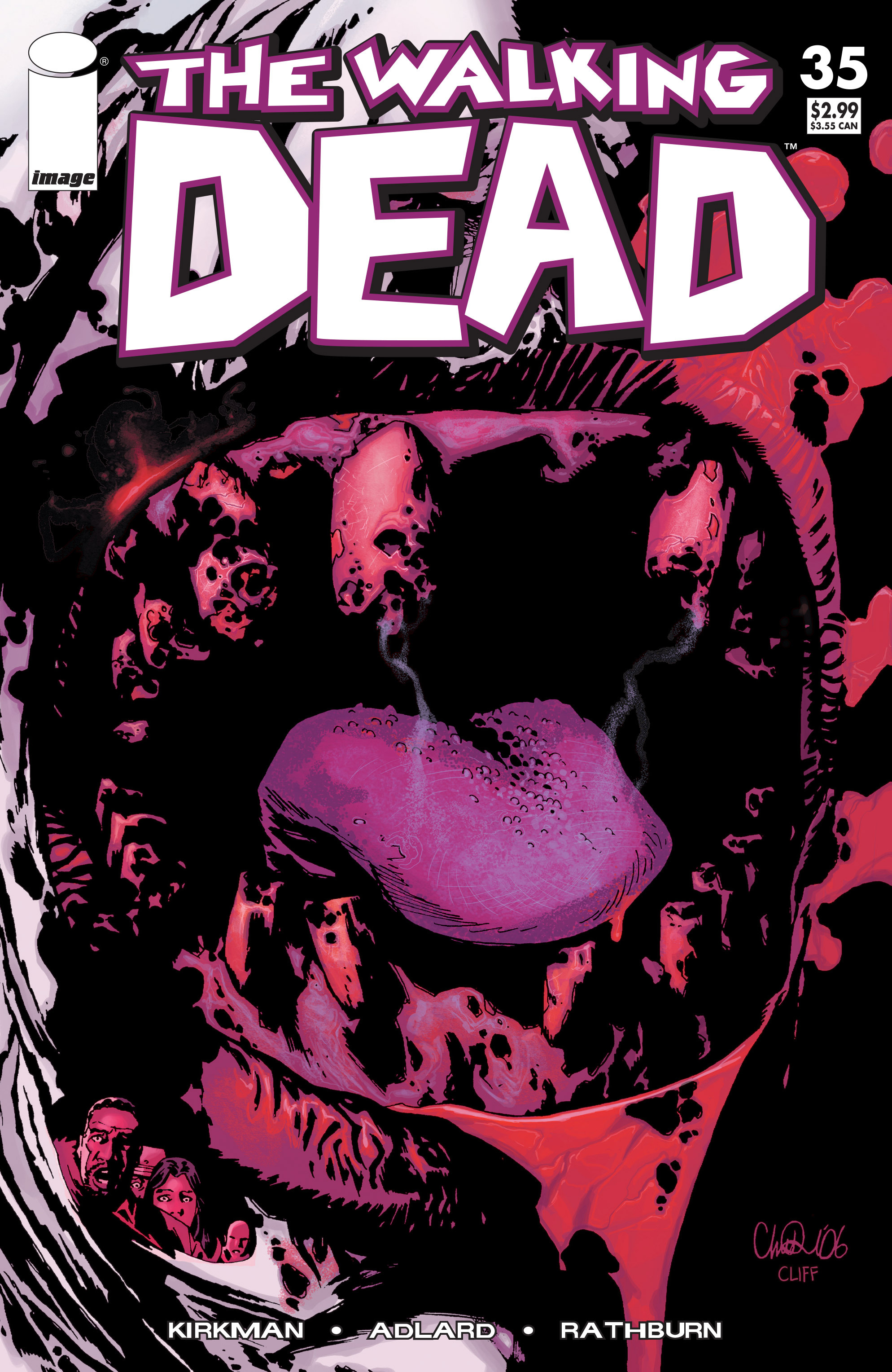 The Walking Dead 35 Page 1