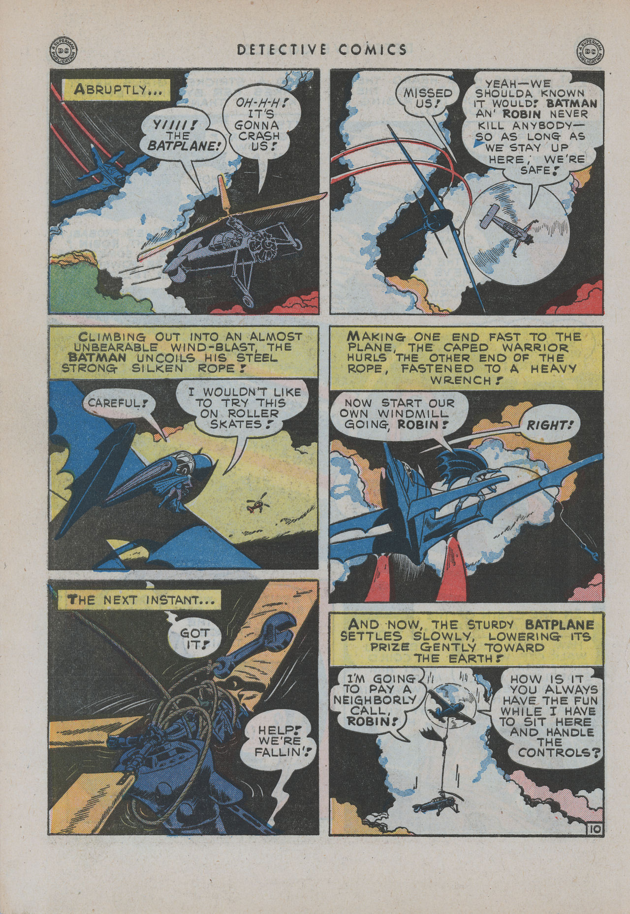 Read online Detective Comics (1937) comic -  Issue #108 - 12