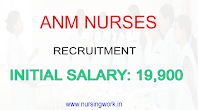ANM NURSES RECRUITMENT
