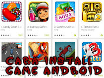 Cara Install Game Android Yang Benar