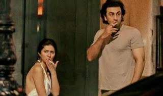 Ranbir and Mahira Dating Photos