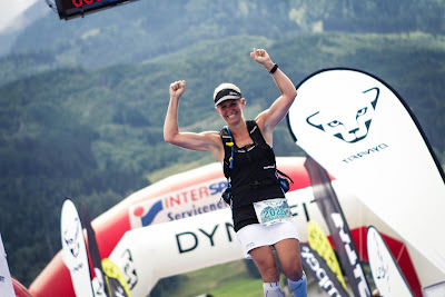 goals holly zimmermann grossglockner marathon medals ultramarathon mom running everest