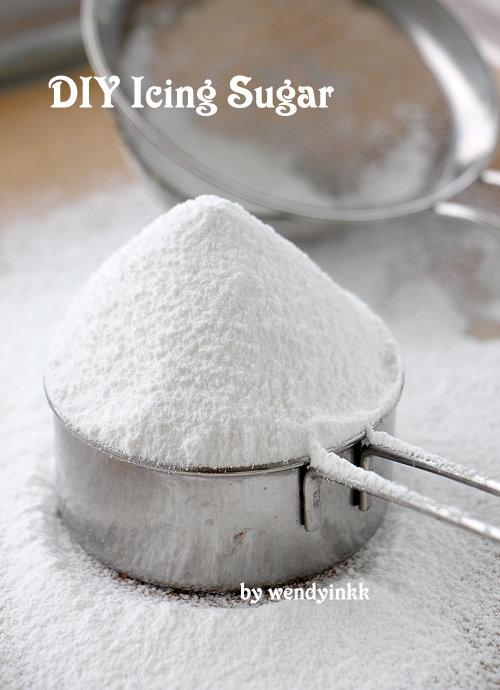 Diy Cake Icing Recipe