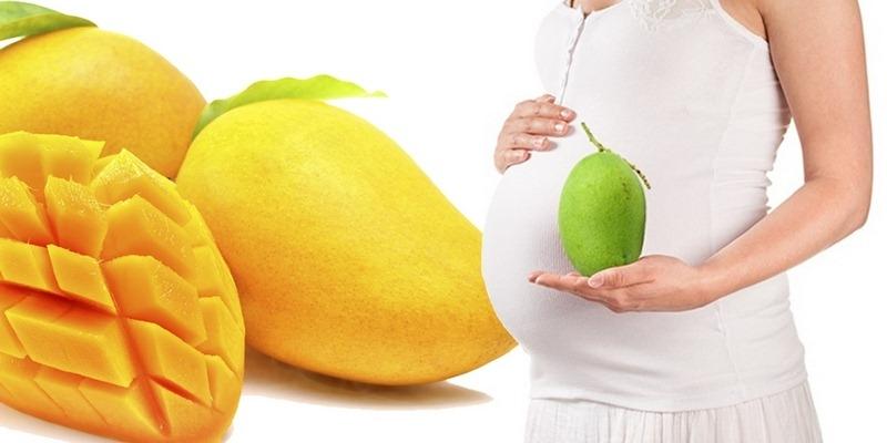 É seguro comer manga durante a gravidez?