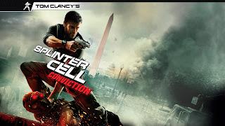 Splinter Cell PS3 Wallpaper