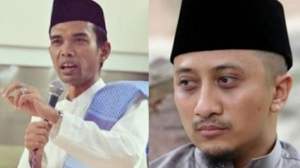 Beda Pilihan Capres, Yusuf Mansur Unfollow Akun Instagram Ustadz Abdul Somad