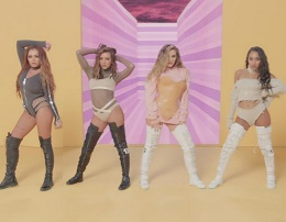 Little Mix lança clipe de Touch