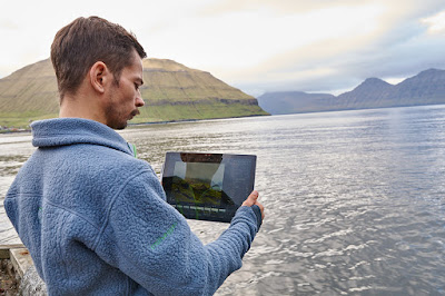Unterwegs, mit Capture One Pro 10 auf einem Microsoft Surface Pro 4, am Bilder