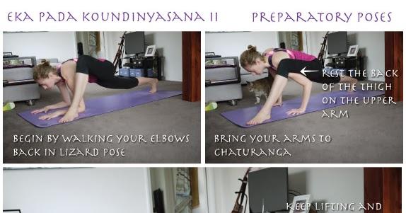 The Itinerant Yogini Yoga Tip Tuesdays Sage Balance Ii Eka Pada Koundinyasana 2