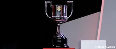 Octavos de Copa del Rey : Real Zaragoza-Real Madrid