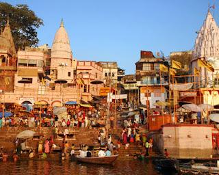 Panchganga Ghat