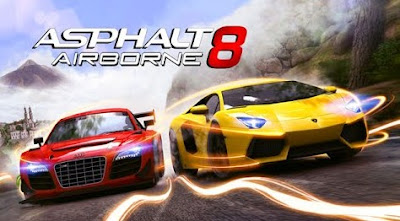 Asphalt 8: Airborne MOD APK + Data OBB (Unlimited Money) Download