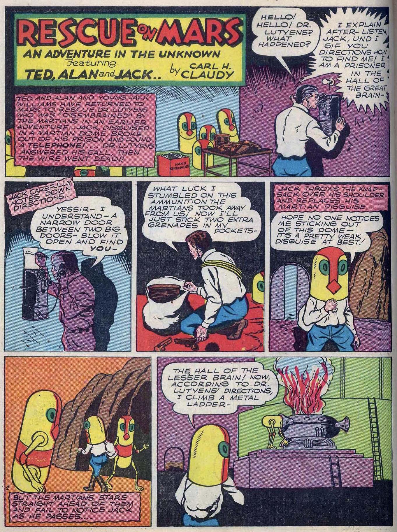 Read online All-American Comics (1939) comic -  Issue #24 - 38