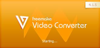 Freemake Video Converter 4.1.5