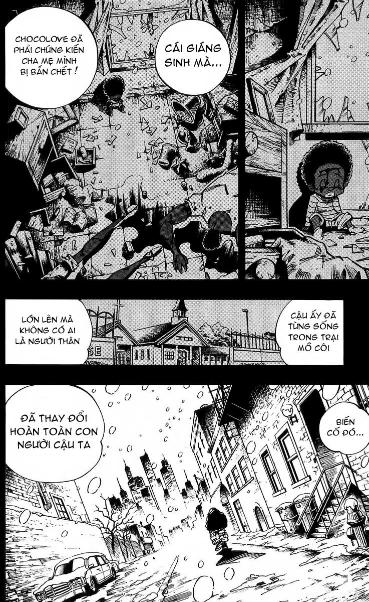 Shaman King [Vua pháp thuật] chap 116 trang 6