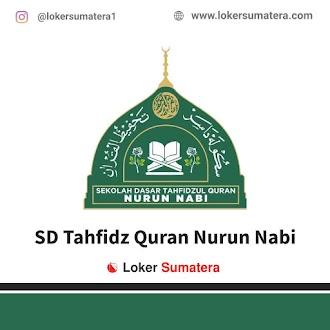 Lowongan Kerja Banda Aceh, SD Tahfidz Quran Nurun Nabi Juni 2021