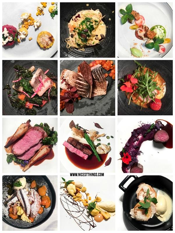Wiesergut Restaurant Gourmet Küche Menü