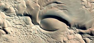 munimara, surrealismo abstracto paisaje desde aire desiertos africanos